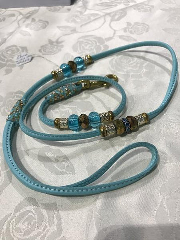 Stephanie Smith Show Lead in Turquoise