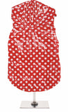 Urban Pup Polka Dot Raincoat