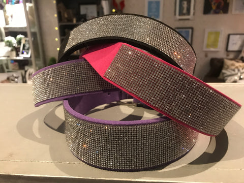 Diamante Soft collar