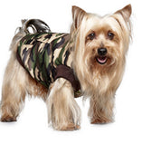 Urban Pup Forest Camouflage Coat