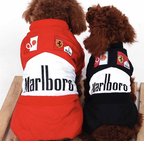 All-in-One Marlboro Race Suit