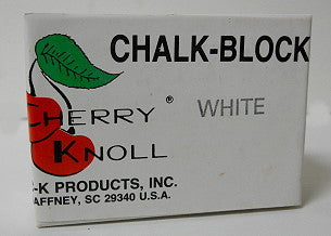 Cherry Knoll Chalk Block