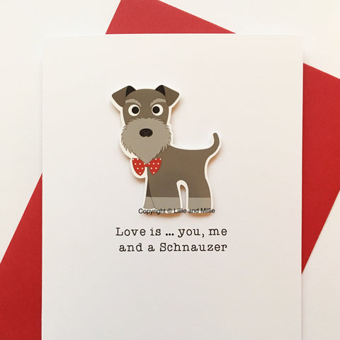Love Is... Cute & Cuddly Breed Cards