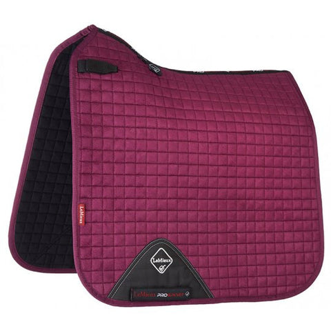 ProSport Suede Dressage Square (D-Ring)