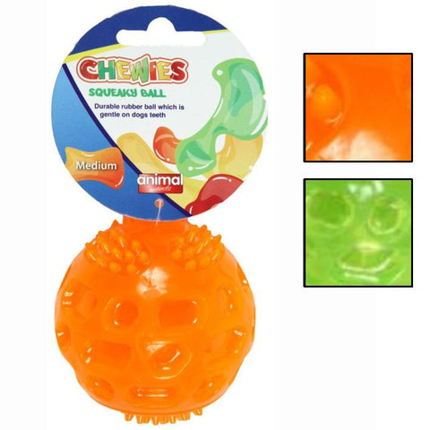 Animal Instinct Chewies Squeaky Ball