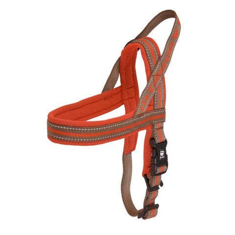 Hurtta Outdoors Padded Harness in Red