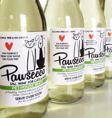 Woof & Brew Pawsecco