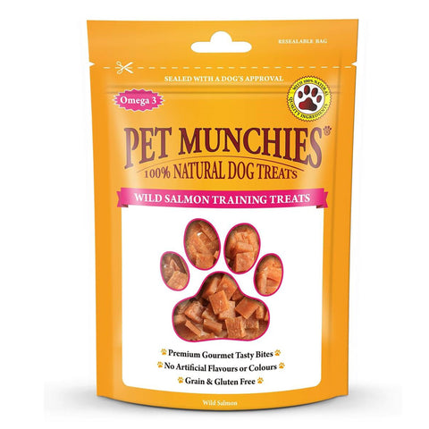 Pet Munchies Wild Salmon Training Treats