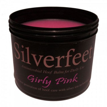 Silverfeet Antimicrobial Hoof Balm Pink