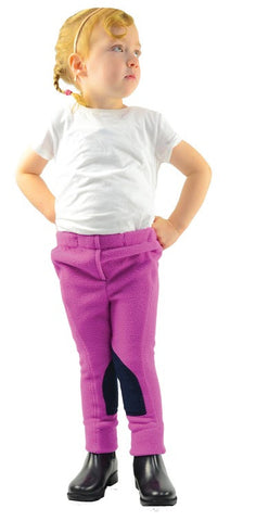 HyPERFORMANCE Fleece Tots Jodhpurs