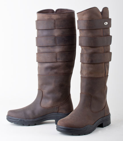 Elite Colorado Leather Boots