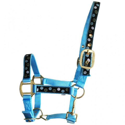 Spotty Headcollar