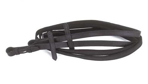Super Grip Leather Reins