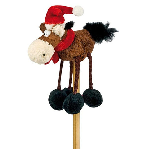 Christmas Horse Pen Topper