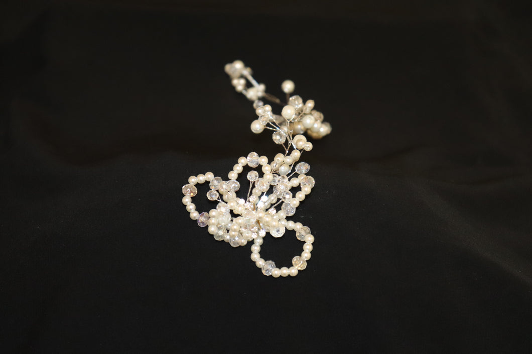 Pearl Head Piece - Cerrura Fashions