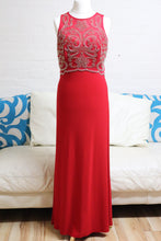 Load image into Gallery viewer, Red Evening Gown