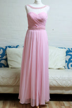 Load image into Gallery viewer, Light Pink Prom Dress