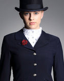 Polly Ruffle Ladies Show Shirt - giddyupgirl horse riding gear & equestrian clothing