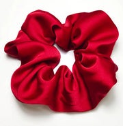 Variety of Hair Scrunchies