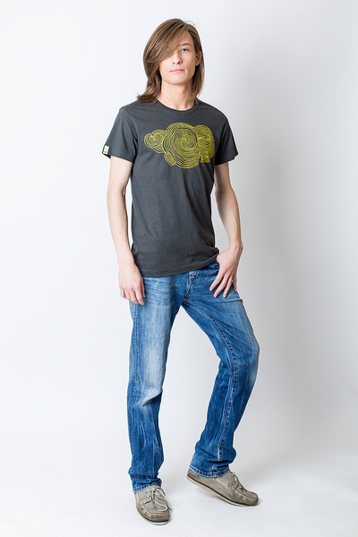 Orion's Bend grey tshirt