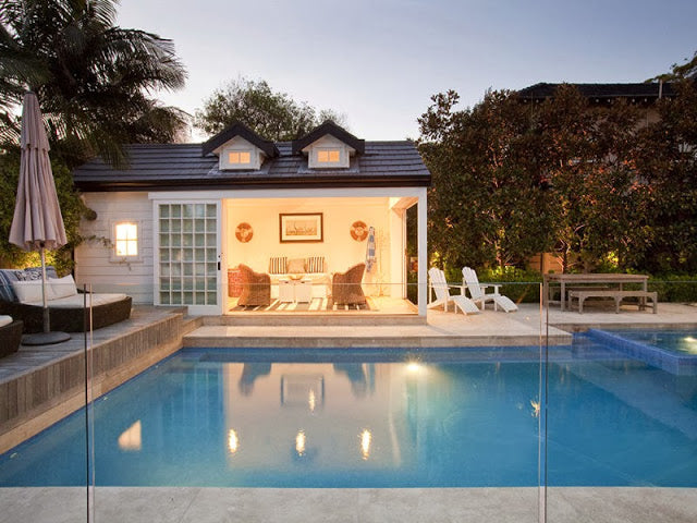 Hamptons Pool House In The Heart Of Sydney