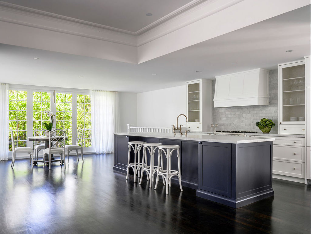 hamptons style kitchen australia