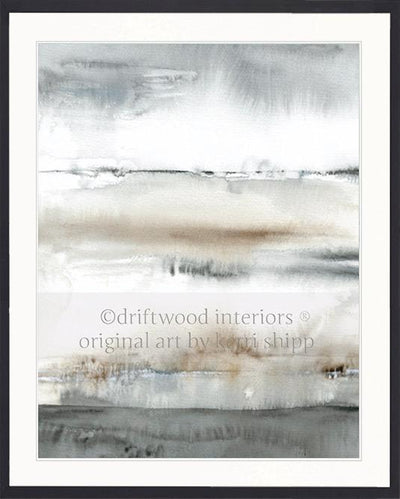 Abstract Art Print - 'Earthly Delight I' - Driftwood Interiors