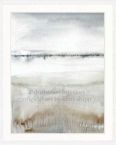 Abstract Art Print - 'Earthly Delight II' - Driftwood Interiors