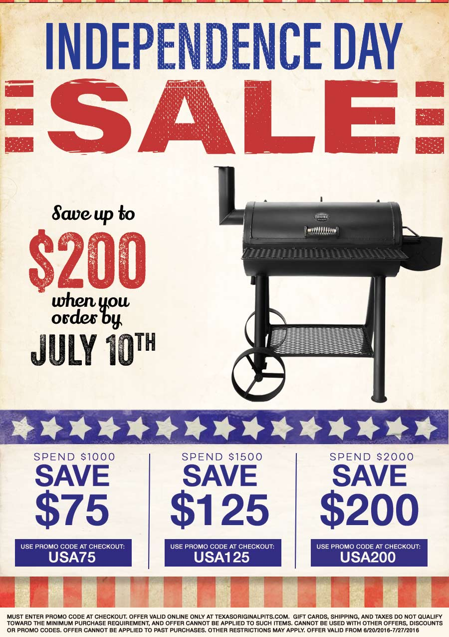 Independence Day Sale 2016
