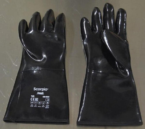 BBQ Gloves Neoprine Temperature Resistant