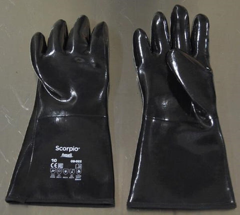 Temperature Resistant Neoprene Gloves