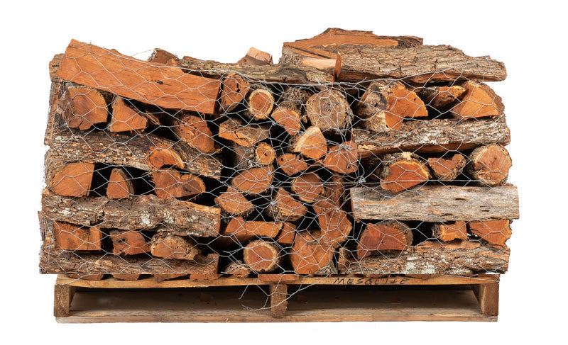 Mesquite Texas Original Cooking Wood - 1/2 Pallet