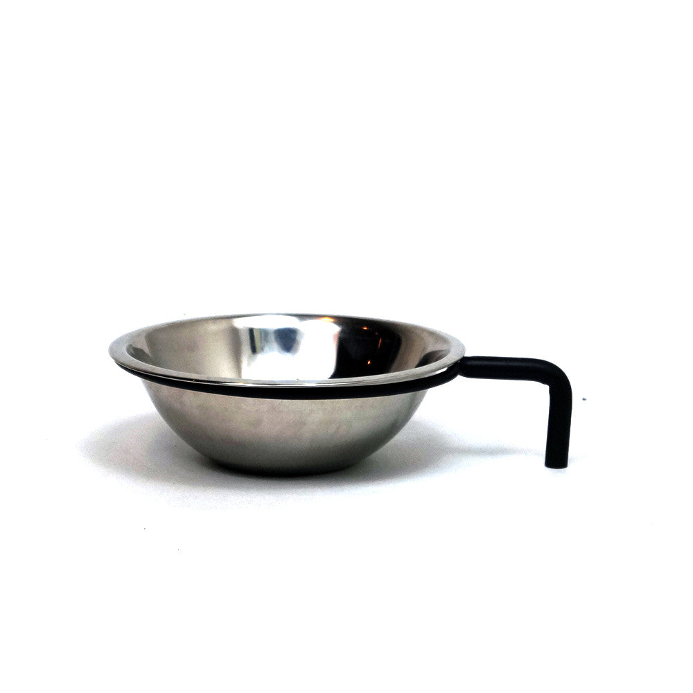 Stainless Steel Sauce Bowl with Swivel Arm