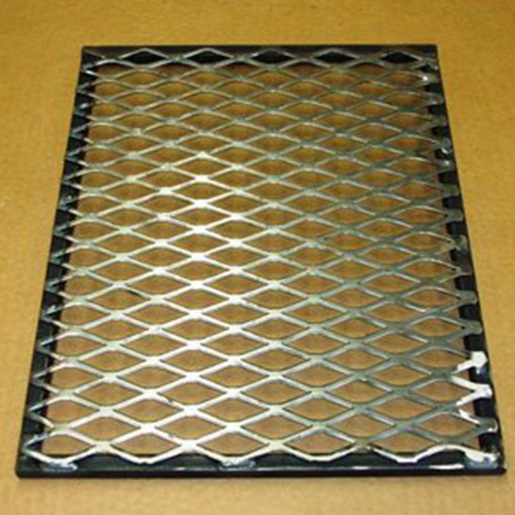 "Framed Cooking or Fire Box Grill Grate for 16""  ( 15"" x 12"""