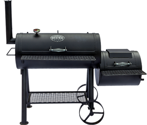 Luling Offset Smoker