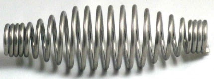 "Stainless Steel 6"" Wire Spring"