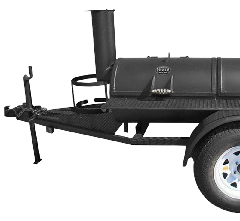 Luling Smoker Trailer
