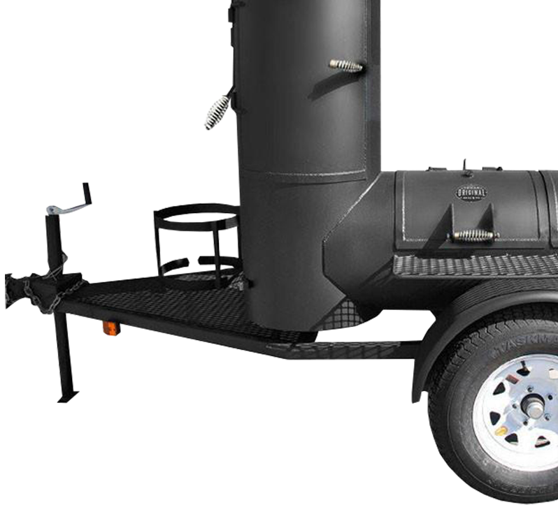 Pearsall Smoker Trailer