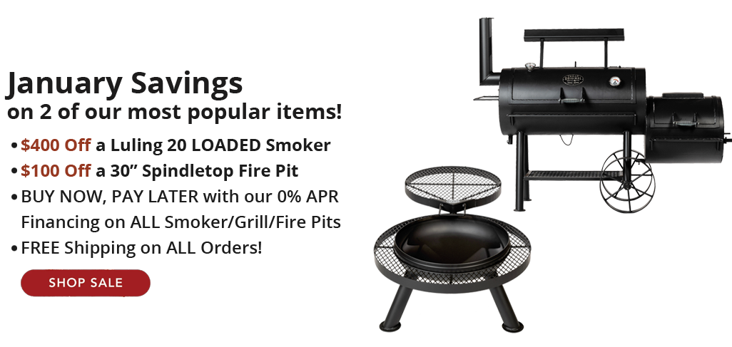 Spindletop Fire Pits