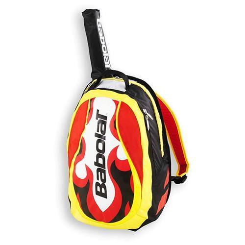 Babolat Boy's Club Backpack Red/Yellow - Pickleball US