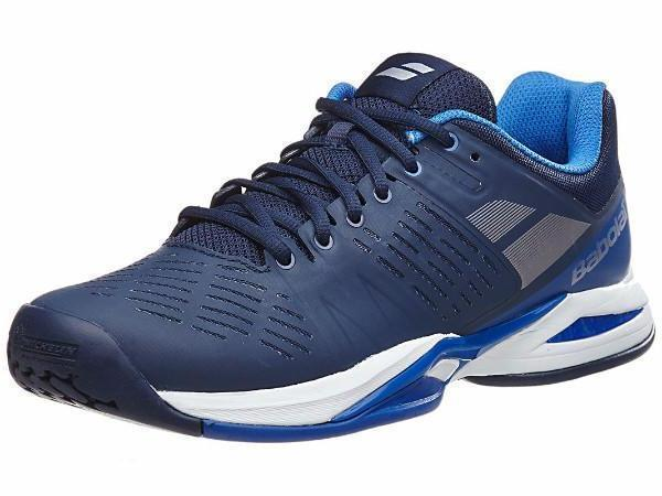 Babolat Propulse Team Dark Blue Men's Shoes - Pickleball US