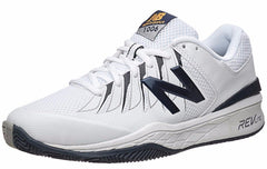 New Balance 1006 2E Shoes White/Black Men's Shoes - Pickleball US