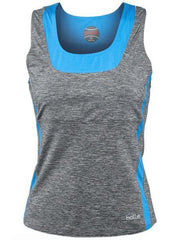 Women's Apparel - Bolle Angelina Tank Dark Heath 8498-22-2117