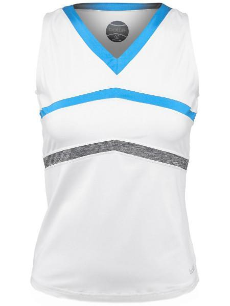 Women's Apparel - Bolle Angelina Tank White 8499-22-0110