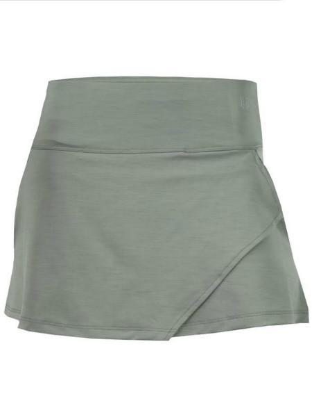 Eleven Datura Fly Skort 14'' Frost Grey DT5202-021 - Pickleball US