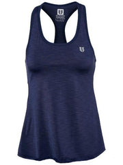 Women's Apparel - Eleven Thika Race Day Tank Blue Nights TH3052-405