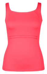 Tail Coral Glam Tank Optic Coral - Pickleball US  - 1