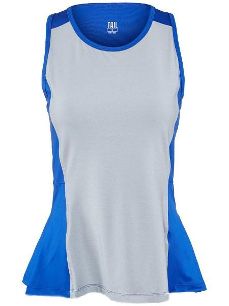 Tail Saint Tropez Racerback Tank Saint Tropez TD2299-3081 - Pickleball US  - 1