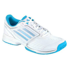Adidas Allegra II White/Light Blue Women's Shoes - Pickleball US
