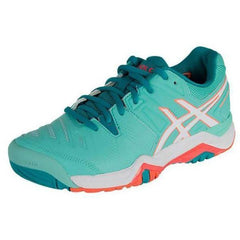 Asics Gel Challenger 10 Cockatoo/White/Flash Coral Women's Shoes - Pickleball US
